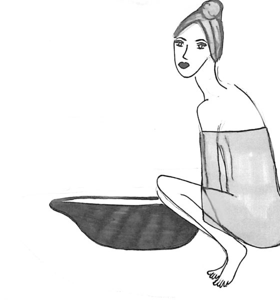 KIGALI SERIES: SUMMER BATH